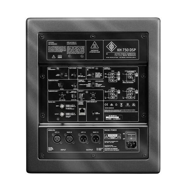 Neumann KH 750 DSP – DSP Studio subwoofer