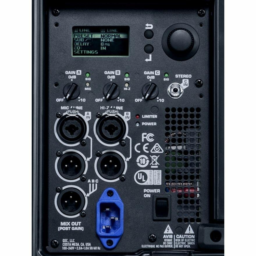 QSC K8.2 - Cassa Attiva 2000W