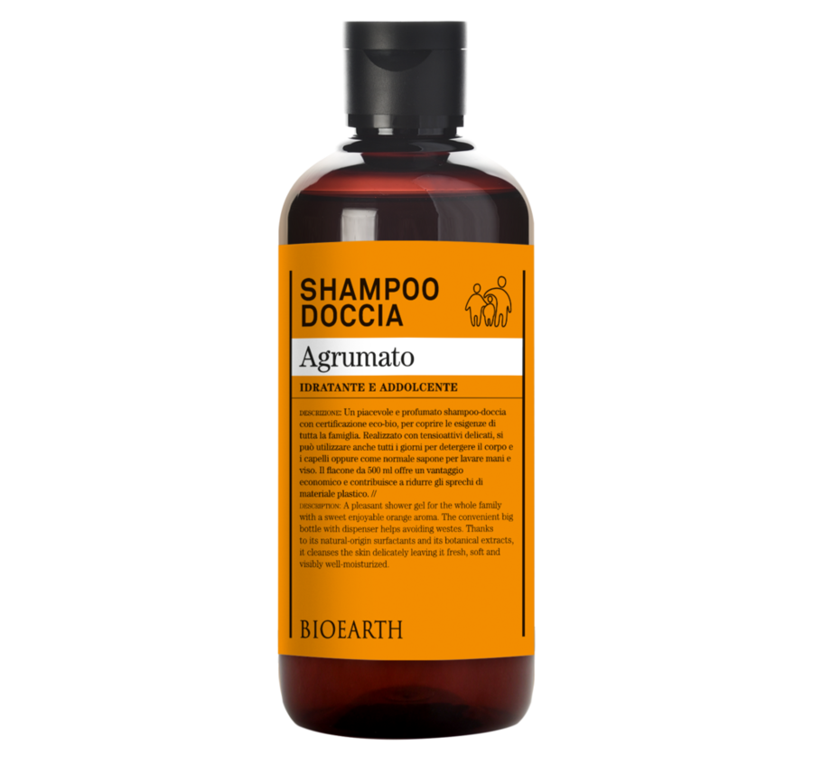 Shampoo Doccia Agrumi
