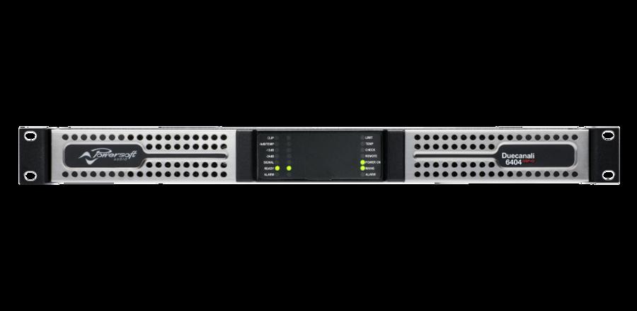 Powersoft - DUECANALI 6404 DSP+D