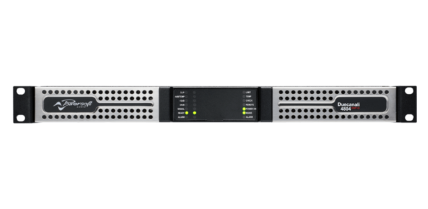 Powersoft - DUECANALI 4804 DSP+D