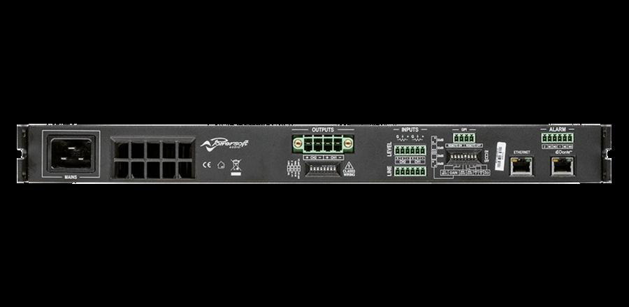 Powersoft - DUECANALI 804 DSP+D