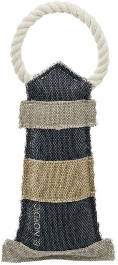 Trixie 35650 Be Nordic Gioco Per Cani Peluche In Poliestere 30 cm di Faro Marino