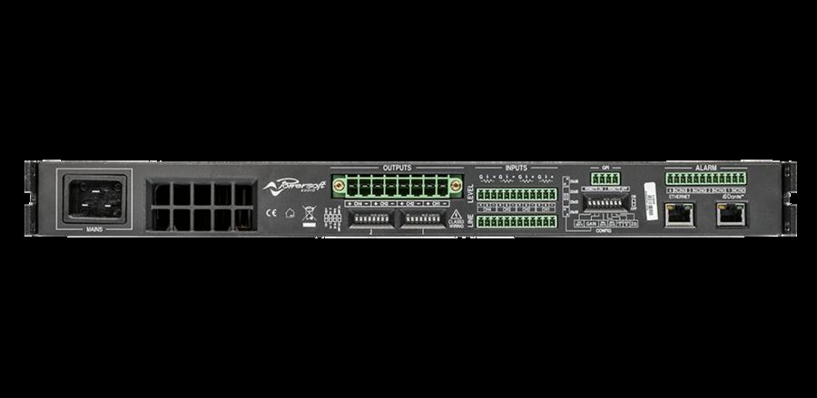 Powersoft - QUATTROCANALI 1204 DSP+D