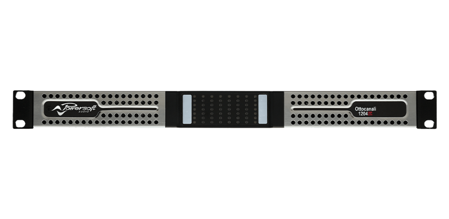 Powersoft - OTTOCANALI 1204 DSP