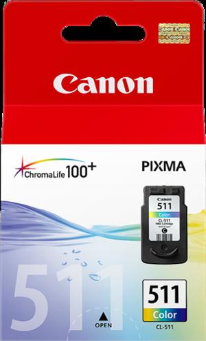 Canon PG-511 Cartuccia originale Inchiostro colorato