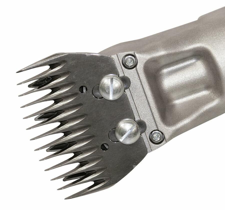 Tosatrice per ovini KERBL COSTANTA 4 con pettine e coltello per ovini (garanzia Italia)