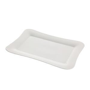 Vassoio Porcellana bianca Hervit