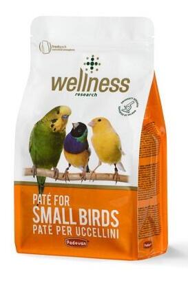Padovan Wellness Small Birds Patè - 600 gr.