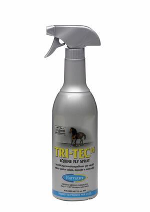 TRI-TEC 14 - 600 ml - Insettorepellente per Cavalli