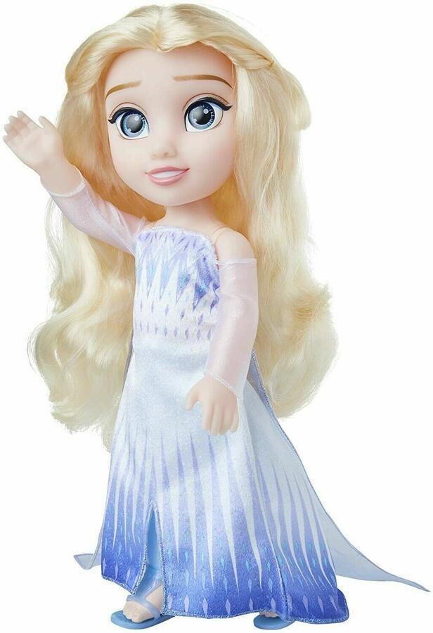 Frozen 2 Bambola Elsa 35 cm - Giochi Preziosi FRNC4000E - 3+