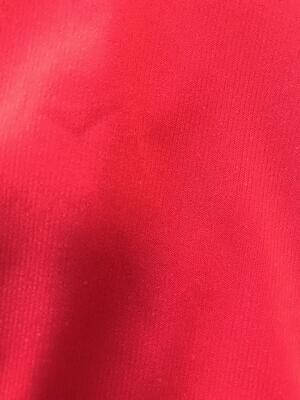 Viscosa rosso fuoco