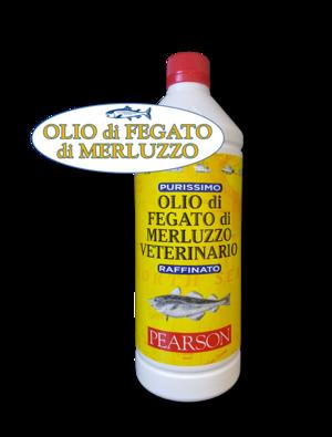 Olio fegato di Merluzzo lt.1