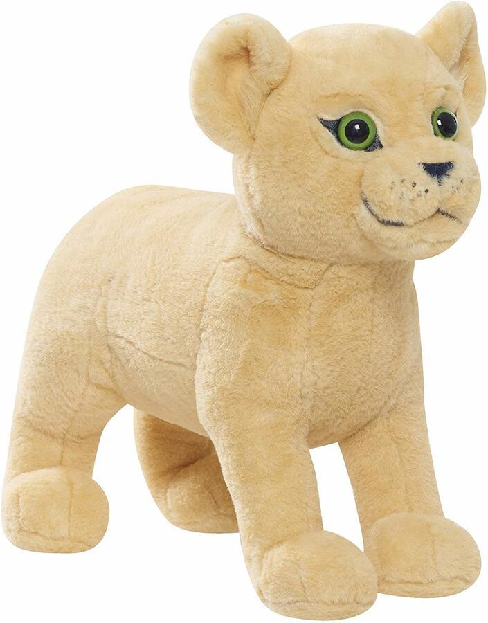 Il Re Leone Peluche Simba 35 cm con suoni - Giochi Preziosi JTP9128