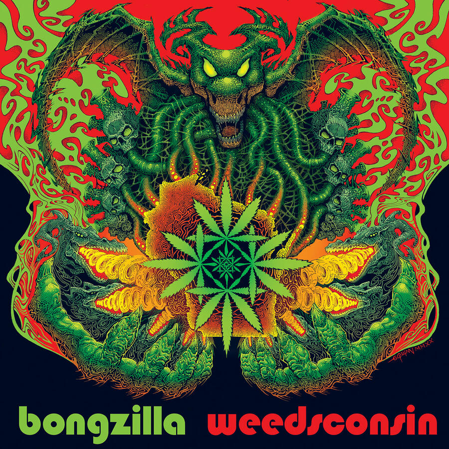 BONGZILLA  - WEEDSCONSIN - LP (Heavy Psych Sounds)
