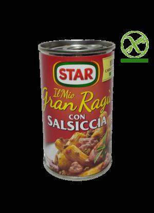 STAR Sugo Gran Ragù SALSICCIA - 2er