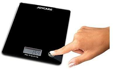 JOYCARE JC-445 Bilancia pesa alimenti digitale  5KG