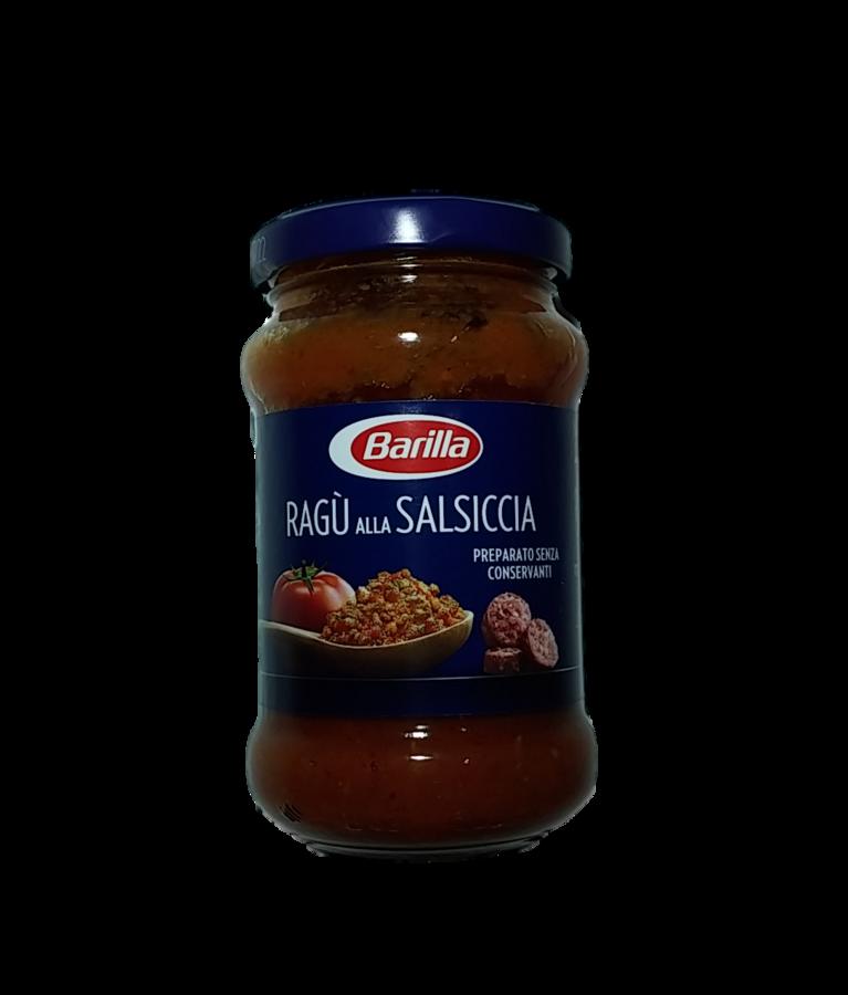 BARILLA Sugo alla SALSICCIA - 2er