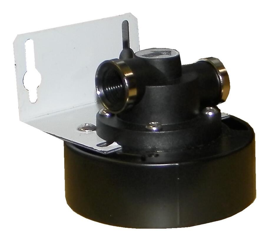 Erogatore sottolavello acqua naturale fredda,frizzante e ambiente completo per l'installazione com miscelatore ES 5 vie.
