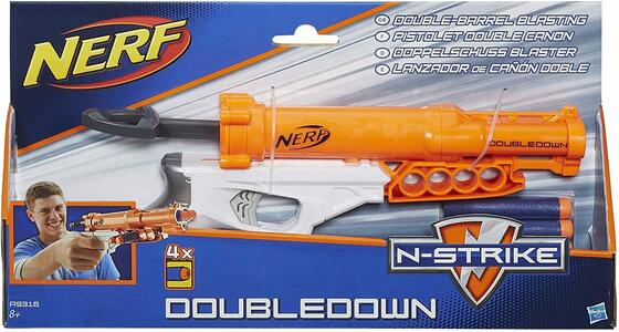 Nerf N-Strike Doubledown - Hasbro A9316 - 8+