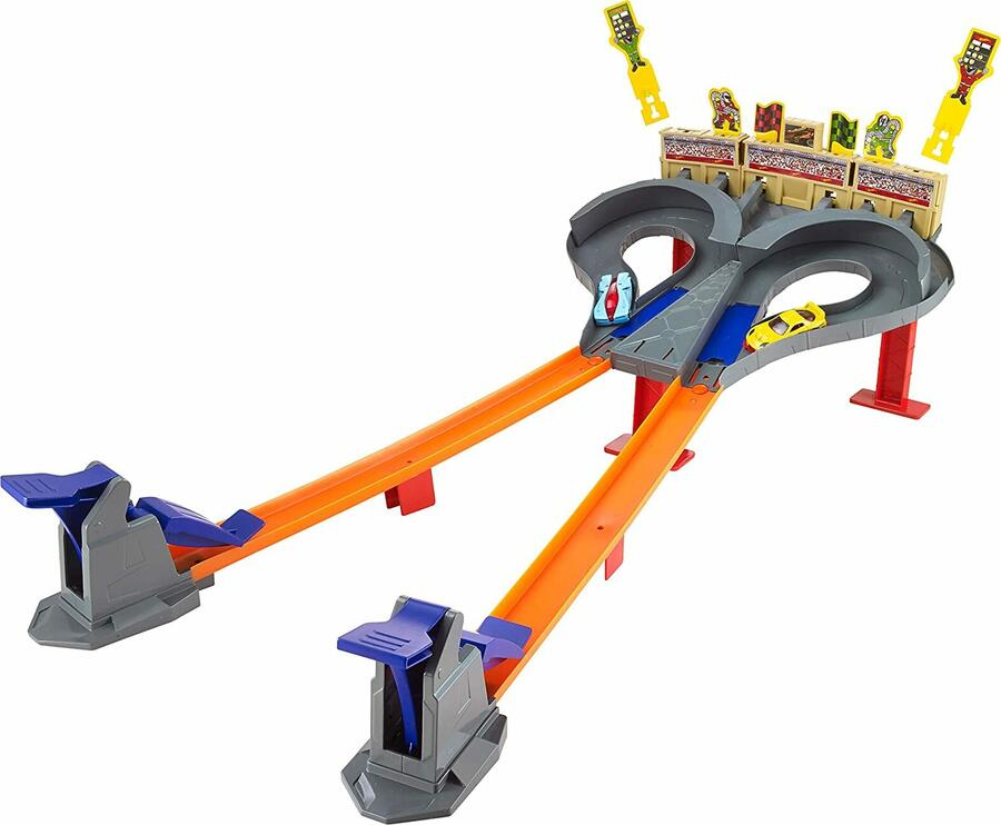 Hot Wheels Super Speed Blastway - mattel CDL49 - 4+