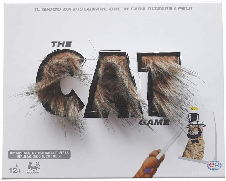 The Cat Game - Editrici Giochi 6037212 - 12+