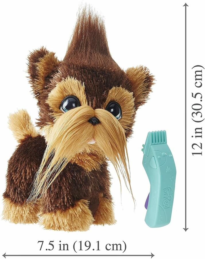 Fur Real Friends Shaggy Shawn - Hasbro E0497EU4 - 4+