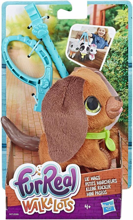 FurReal Walkalots Lil Wags Cucciolo - Hasbro E4771 - 4+