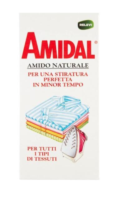 Amidal – Amido Naturale, Per tutti i tipi di Tessuti – 250 ml