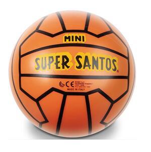 Mondo Toys  - Palla da Calcio  SUPER SANTOS MINI PVC per bambina / bambino - Colore arancione