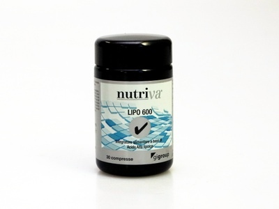 NUTRIVA LIPO 600 Compresse