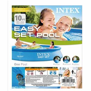 Piscina Easy Diam. 305x h 61 cm Intex 28116