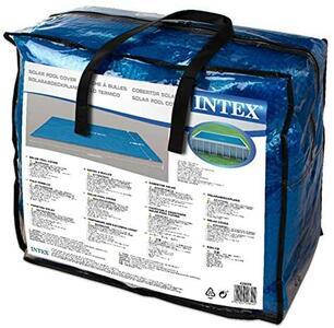 Intex 29028 Telo Termico per Piscina Rettangolare 400x200 cm