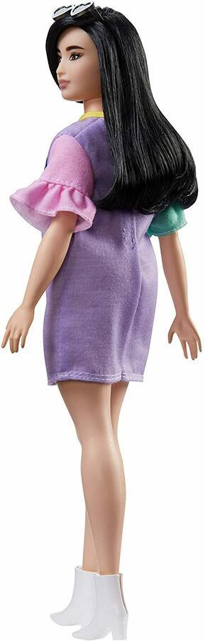 Barbie Fashionista con Vestito Unicorn Believer - Mattel FXL60 - 3+
