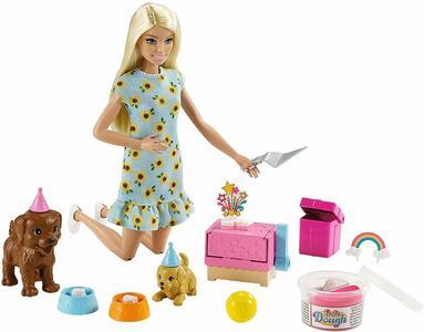 Barbie Puppy Party - Mattel GXV75 - 3+