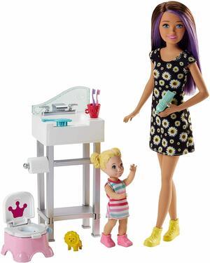 Barbie Skipper Babysiter - Mattel FJB01 - 3+
