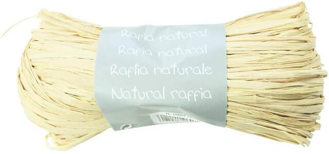 RAFIA NATURALE 50 GR