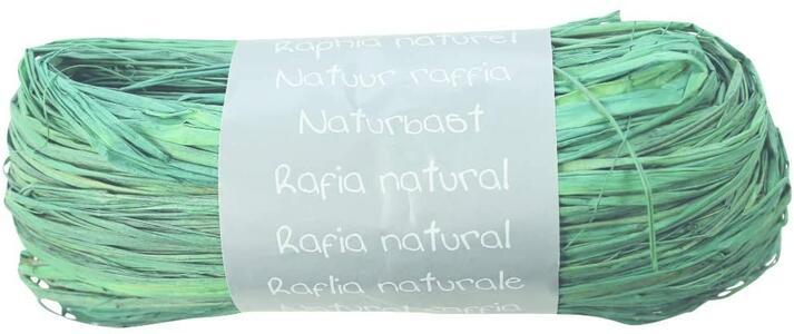 RAFIA NATURALE TURCHESE 50 GR