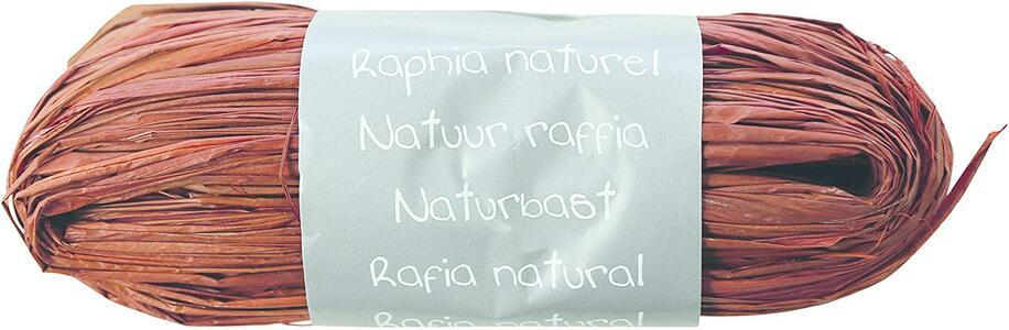 RAFIA NATURALE CAFFE' 50 GR