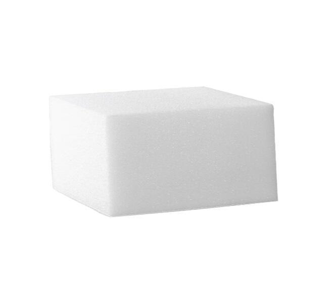 Base quadrata polistirolo altezza 10 cm