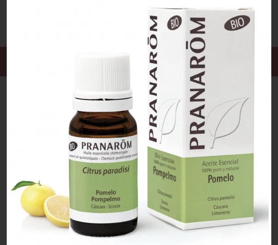 Pompelmo olio essenziale bio