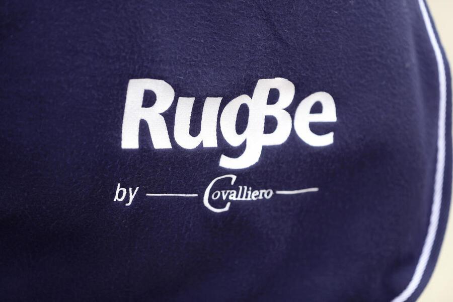 RugBe Classic 145 cm Coperta di trasporto colore navy