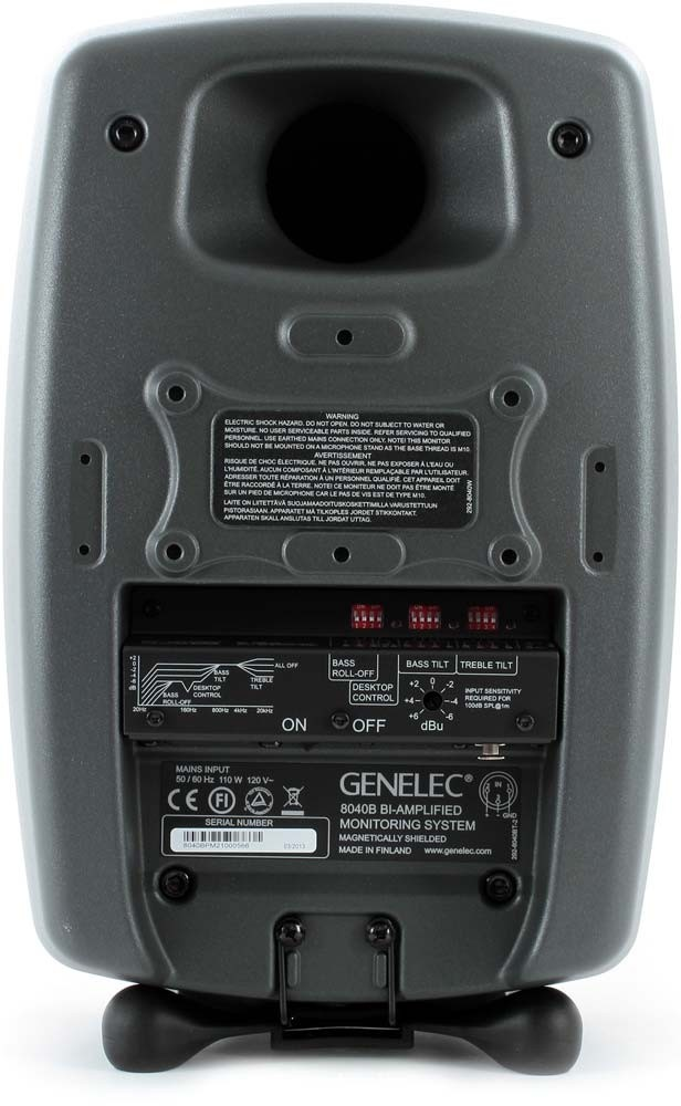 "Genelec 8040B - Studio monitor 180W 6,5"""