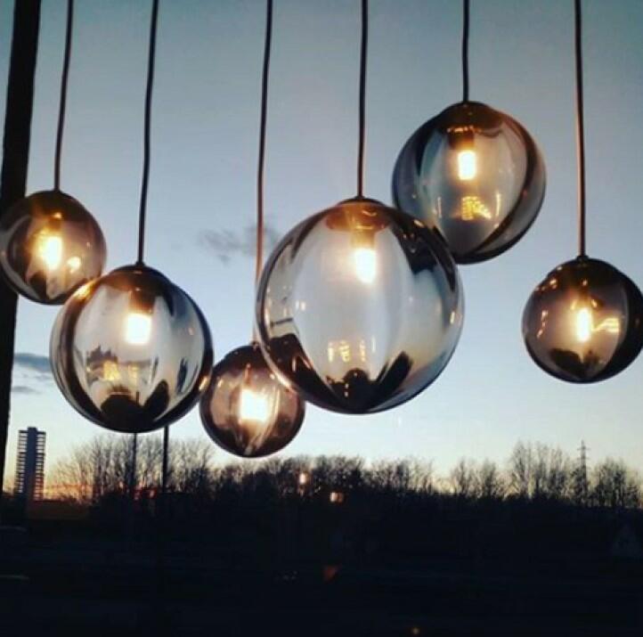 Lampada a Sospensione Singola PUPPET in Cristallo di Vetreria Vistosi, Varie Misure e Finiture - Offerta di Mondo Luce 24