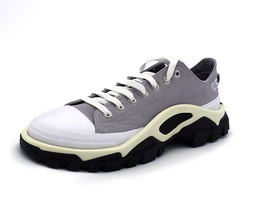 SNEAKERS ADIDAS BY RAF SIMONS RS DETROIT RUNNER IN TELA E GOMMA EE7935 IN 3 VARIANTI