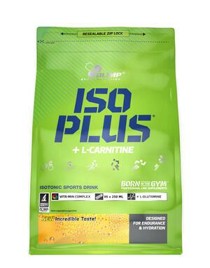 ISO PLUS POWDER 1,5 kg - bevanda isotonica deliziosa e rinfrescante in polvere gusto limone