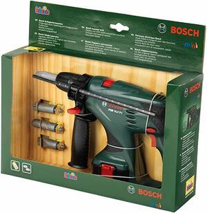 Trapano a percussione Bosch giocattolo - Klein Toys 8450 - 3+