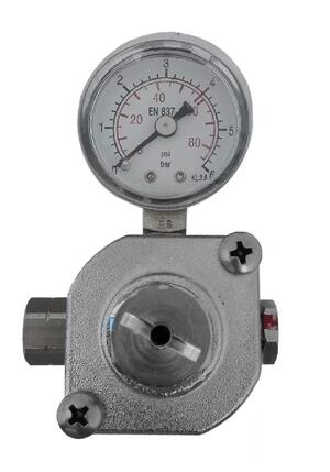 Riduttore di Pressione Co2 ODL con manometro