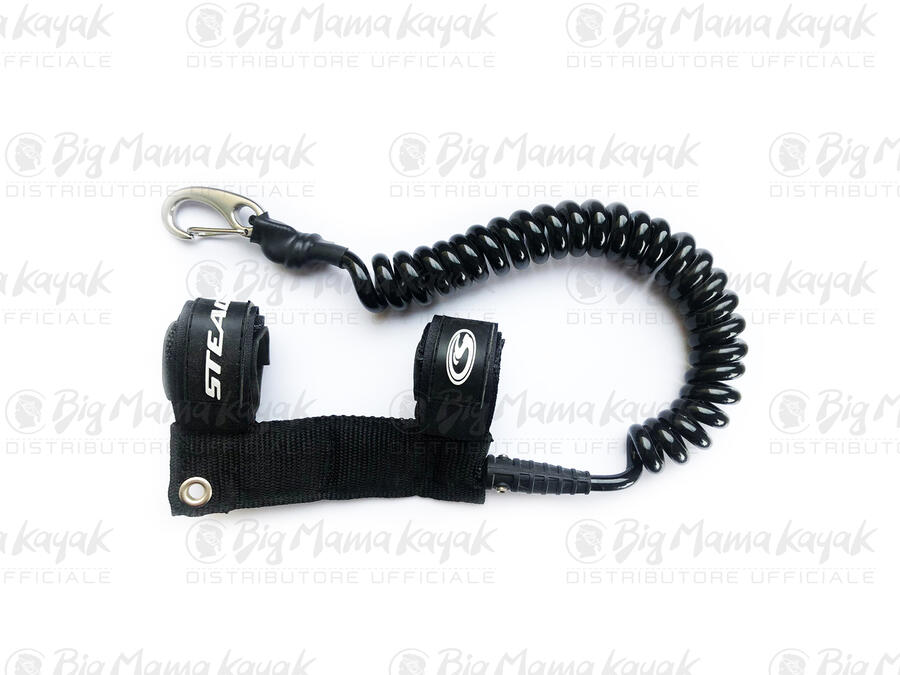 Leash per pagaia DELUXE - STEALTH