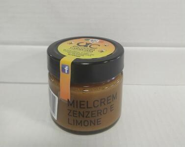 Miel Cream Zenzero 200 gr
